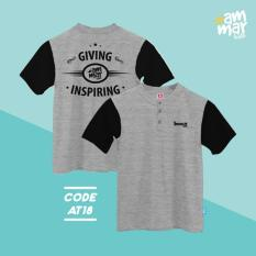 Beli Kaos Anak Muslim Giving Inspiring At 18 Size Xs S Xxl Terbaru