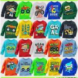 Beli Kaos Anak Tees Kids Baju Lengan Panjang Anak Boy Di Indonesia