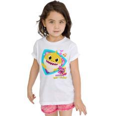 Beli Kaos Baby Shark Kaos Family A37 Putih Yang Bagus