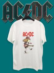 Kaos Baju Band AC DC Angus Young  Style