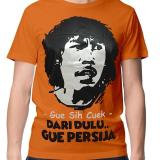 Review Kaos Baju Distro Bola Indonesia Persija Benyamin Kaos Distro