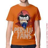 Kaos Baju Distro Bola Indonesia Persija Fans Terbaru