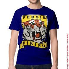 KAOS BAJU DISTRO BOLA INDONESIA PREMIUM PERSIB BANDUNG VIKING