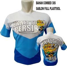 Toko Kaos Baju Exalt To Persib Warna Biru Putih Original Cew Limited Multi Di Indonesia