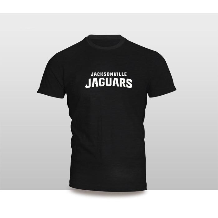 Kaos / Baju Jacksonville Jaguars Wordmark Logo 2 (2013 -Pres)