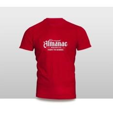 Kaos Baju Pakaian Minuman Almanac Beer Murah