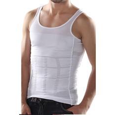Kaos Baju Pembentuk Perut Six Pack - Pengecil Buncit / Gendut / Gemuk - 799E7E