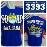 Review Tentang Kaos Baju Persib Squad Jawa Barat Original 3393 Murah