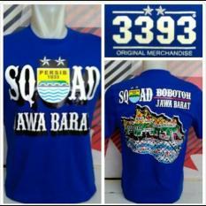 Kaos Baju Persib Squad Jawa Barat Original 3393 Murah Multi Diskon