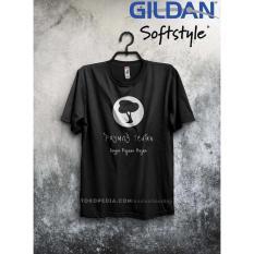 Kaos Band Polyflex Gildan Payung Teduh Angin Pujaan Hujan - Wt4q72