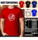 Jual Kaos Baseball New York Yankees Logo 2 Branded