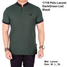 Kaos Berkerak Kaos Pria Shirt Pria Lacost Green Slimfit Baju Kaos Kerah Sanghai Silakan Cantumkan Warna Di Keterangan Pemesan Setelah Nama Pemesan Oem Diskon 40