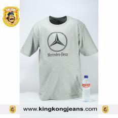 Jual Kaos Big Size Katun Mercedes Benz Kingkong Jeans Grosir
