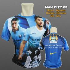 Kaos Bola Man City 08