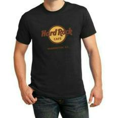 Kaos Cotton Combed Gildan (UNISEX) Gildan Tshirt Baju/Oblong Baju/Oblong Hard Rock