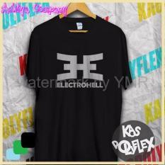 Kaos Cotton Distro ELECTROHELL POLYFLEX Order Today