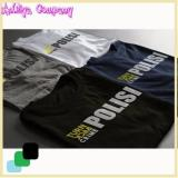 Harga Kaos Cotton Distro Turn Back Crime Terbaru Polyflex Not Specified Ori