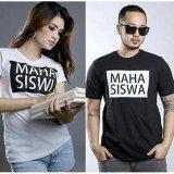 Jual Kaos Couple Baju Pasangan Soulmate Mahasiswa Mahasiswi 10035 Branded Original