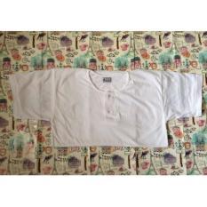 Kaos Dalam Oblong Kancing Wallet Brand Katun Size 42 - Hm3wsf