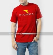 Kaos Diadora Maroon Prmium