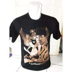 Review Kaos Distro Ir Soekarno Kd002 Indonesia