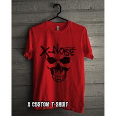 Review Kaos Distro Original Product T Shirt X Noise