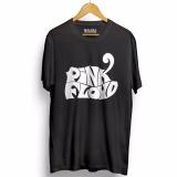 Beli Kaos Distro Pink Floyd T Shirt Hitam Nyicil