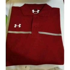 Kaos Distro Polo Tshirt Under Armour T Shirt Baju Kerah Pria Eksklusif - Kaosdistro