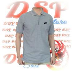 Kaos Distro Polo Tshirt Yonex Baju T Shirt Kerah Pria Eksklusif - Kaosdistro