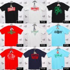 Spesifikasi Kaos Distro Premium Dropdead Crooz Black Id Greenlight Murah