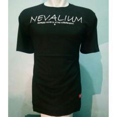 Kaos Distro Pria - Nevalium  Original - Kaos Distro Murah Berkualitas