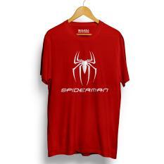 Top 10 Kaos Distro Spiderman T Shirt Merah Online