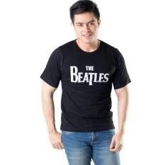 Beli Walexa Kaos Distro The Beatles Kualitas Premium Pakai Kartu Kredit