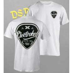 Kaos Distro Tshirt Electrohell Eksklusif T Shirt Oblong Pria Terlaris - Kaosdistro