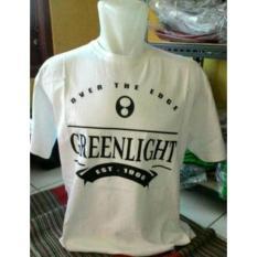 Kaos Distro Tshirt Greenlight Design T Shirt Pria Keren Trendy - Kaosdistro