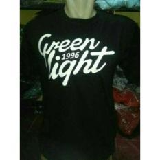 Kaos Distro Tshirt Greenlight Eksklusif T Shirt Oblong Pria Terlaris - Kaosdistro