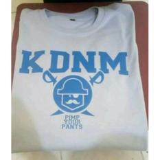 Kaos Distro Tshirt Kick Denim Design T Shirt Oblong Pria Terlaris - Kaosdistro