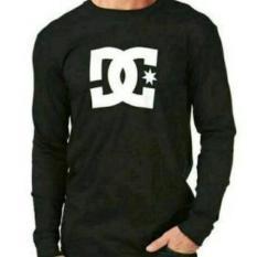 Kaos Distro Tshirt Lengan Panjang Dc T Shirt Oblong Distro Pria Keren - Kaosdistro