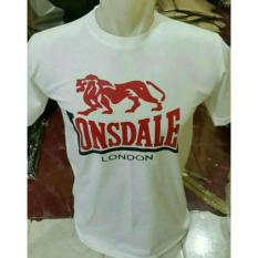 Kaos Distro Tshirt Lonsdale London Eksklusif T Shirt Pria Terlaris - Kaosdistro
