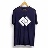 Jual Kaos Distro Walexa T Shirt Navy Murah Di Banten