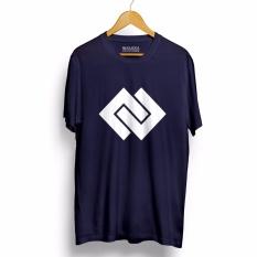 Jual Kaos Distro Walexa T Shirt Navy Banten Murah
