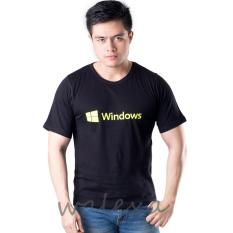 Tips Beli Walexa Kaos Distro Windows Kualitas Premium