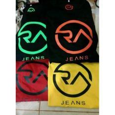 Kaos Distro/Shirt/Pakaian Pria/Tshirt/T-Shirt Ra Jeans - Kaosdistro