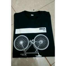 Kaos Distro/Shirt/Pakaian Pria/Tshirt/T-Shirt Rsch - Kaosdistro