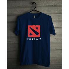 Jual Kaos Distro T Shirt Pria Wanita Kaos Gamers Dota 2 Ori