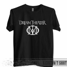 Jual Kaos Dream Theater Kaos Distro Custom Jawa Barat Murah