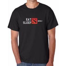 Toko Kaos Eat Sleep Black One Tshirt Online