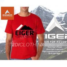 Kaos Eiger / Baju Distro Eiger / Kaos Eiger Adventure