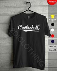 Kaos Distro Electrohell Black Premium