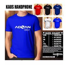 Kaos Gadget HP Distro Baju T-Shirt Handphone ADVAN i5A.